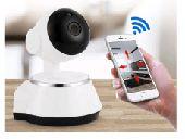 كاميرات مراقبه عبر جوالك للخدم و داخل المنزل