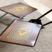 طاولات خدمه