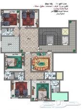 شقة للبيع 6 غرف قيد التشطيب