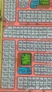 ارض للبيع في مخطط درة الخليج مساحه 1000 متر