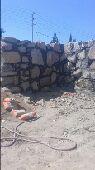 بناء الحجر للمزارع وتسوية الاراضي