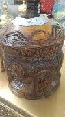 مهباج سوري دمشقي جديد يدوي مصنع من خشب الجوز