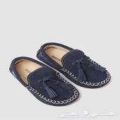 حذاء اطفال من بيبي ووكر وتمبرلاند