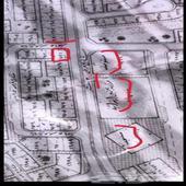 ارض تجارية مميزة جدا بثلاث واجهات وطول على الشارع
