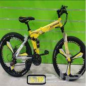 دراجات رياضية جبلي-رود-هجين-تنصفط
