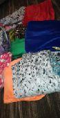 بشوت نسائية للبيع ملونة