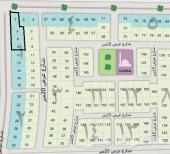 أراضي تجارية في مخطط مشارف المحالة