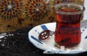استكانات شاي كويتية ابونقطة 100ريال للدرزن