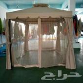 خيمة رائعة توفرها لكم مؤسسة بيتي أجمل