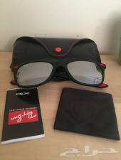 cb15c90af نظارة ريبان RB بلورايز اصدار فراري أصلية جديد