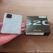 جالكسي s20 بلس 5G لون سماوي