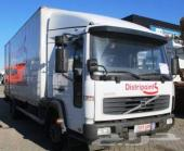 شاحنة فولفو 180 بصندوق مغلق 2006 FL6