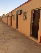 سكن عمال في محافظة ضرماء