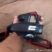 كاميرا كانون7د