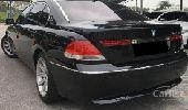 مطلووب bmw 745li موديل 2004
