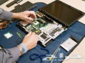 صيانة اجهزة الابتوب والكمبيوترات