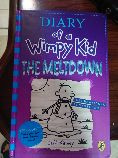 Story of wimpy Kid - the meltdown