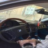 BMW موديل 1998 خاصه بالهيئه الملكيه لاماره القصيم