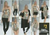 ملابس منوعة ومفارش صيفية مميزة