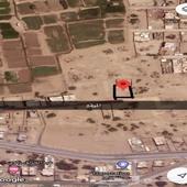 قطعة ارض مساحتها 1200 متر مربع للبيع