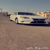 حايل - السيارة لكزس - LX