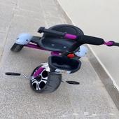 دراجه لعبة اطفال