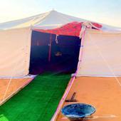 مخيم قسم للايجار