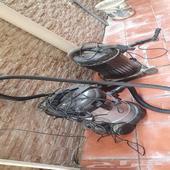 مكانس كهربائية للبيع لإستخدام قطع غيار