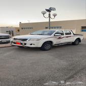 هايلوكس سعودي 2014 ماشي 256