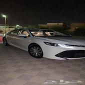 كامري 2020 سعودي وارد عبداللطيف جميل استاندر