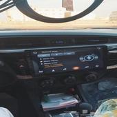 شاشة اندرويد تركب على جميع السيارات ب500 ريال فقط
