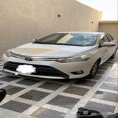 سياره تويوتا يارس موديل 2016 للبيع