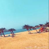 شاليه شاطئ الحمرا