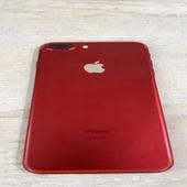 ايفون 7 بلس أحمر 128 قيقا