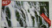 شاشة دانسات 4k مع هدية مبردة مياه مجانا