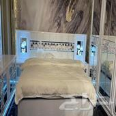 غرف نوم غاية في الفخامة والجمال مودرن 2021