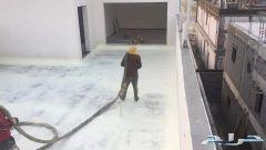 شركة عزل فوم بورثلين حراري مائي شينكو حمامات