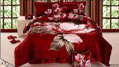 أرقى مفارش السرير والديباجات الجميلة والجذابة