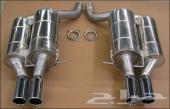 Eisenmann Race Exhaust System M5 E60