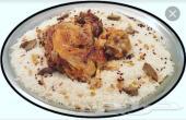 طبخ رز كابلي مديني بالنفر