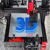 تصميم و طباعة منتجات 3d