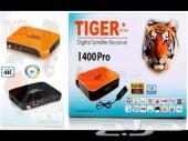رسيفر TIGER i400 pro سعره ب 450 ريال فقط
