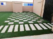 تنسيق الحدائق وتركيب العشب الصناعي والطبيعي