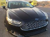 ford fusion full options