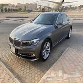 BMW 740IL 2018
