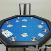 (الطاولة الملكية) طاولة ألعاب ورقية .