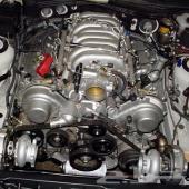 مكاين لكزس LS400