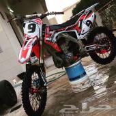 صحراوي هوندا 450