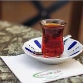 استكانات شاي 100 ريال بونقطة ياباني اصلي