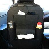 محفظة للاكواب الجوال المناديل بالمقعد الخلفي